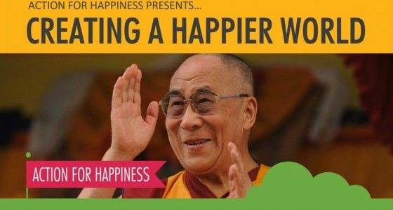 Action for Happiness Conference – 21 Sept