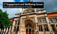 1st Engagement and Wellbeing Forum