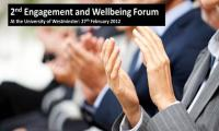 2nd Engagement and Wellbeing Forum